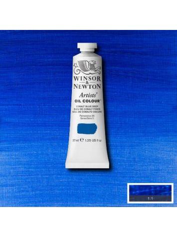 OLEO WINSOR & NEWTON PROFESIONAL X37CC AZUL COBALTO OSCURO (180)
